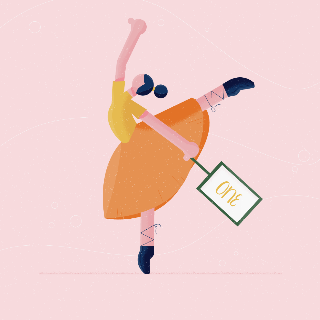 1K – ballerina